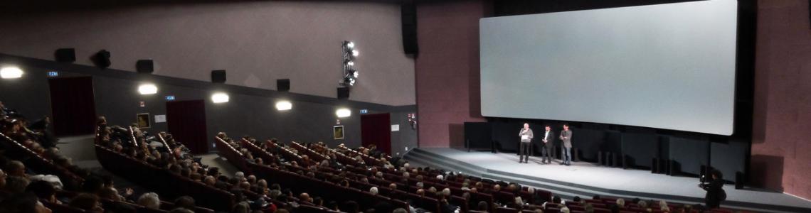 Conca Verde, Cineteatro del Borgo, Arena Santa Lucia