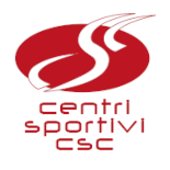 399Centri Sportivi CSC